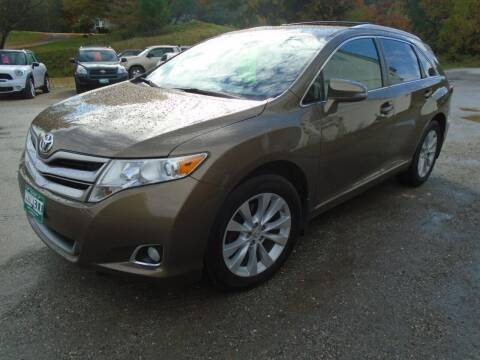 2013 Toyota Venza for sale at Wimett Trading Company in Leicester VT