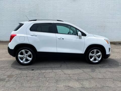 2016 Chevrolet Trax for sale at Smart Chevrolet in Madison NC