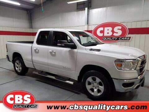 2020 RAM Ram Pickup 1500 for sale at CBS Quality Cars in Durham NC