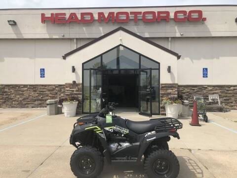 2022 Kawasaki Brute Force™ for sale at Head Motor Company - Head Indian Motorcycle in Columbia MO