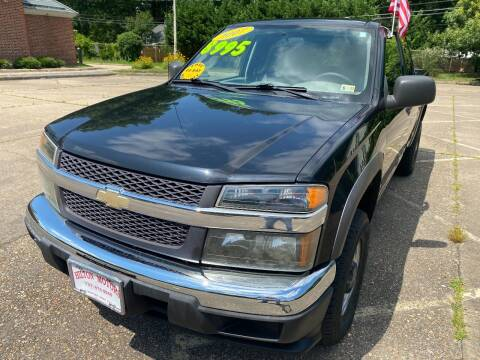 2007 Chevrolet Colorado for sale at Hilton Motors Inc. in Newport News VA