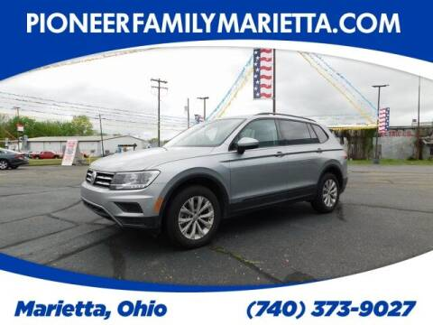 2020 Volkswagen Tiguan for sale at Pioneer Family preowned autos in Williamstown WV