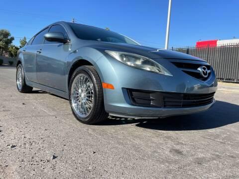 2013 Mazda MAZDA6 for sale at Boktor Motors in Las Vegas NV