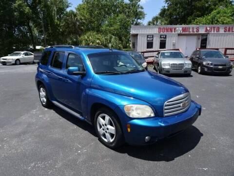 2009 Chevrolet HHR for sale at DONNY MILLS AUTO SALES in Largo FL