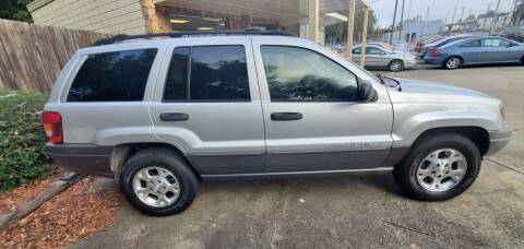 2002 Jeep Grand Cherokee for sale at Tims Auto Sales in Rocky Mount NC