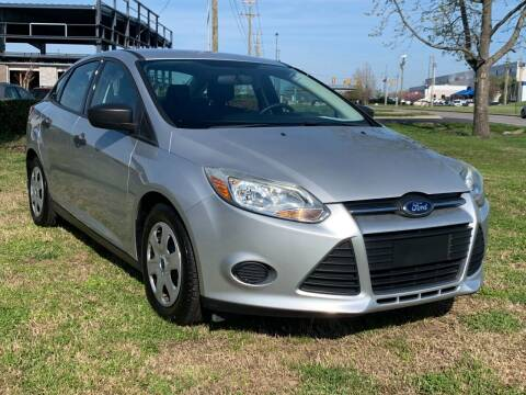 2013 Ford Focus for sale at Essen Motor Company, Inc in Lebanon TN