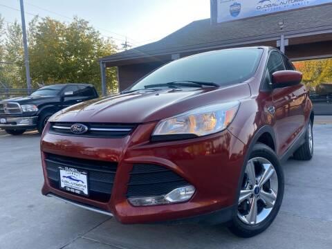 2015 Ford Escape for sale at Global Automotive Imports of Denver in Denver CO