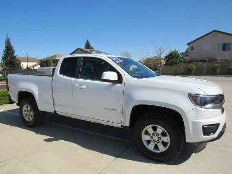 2016 Chevrolet Colorado for sale at Repeat Auto Sales Inc. in Manteca CA