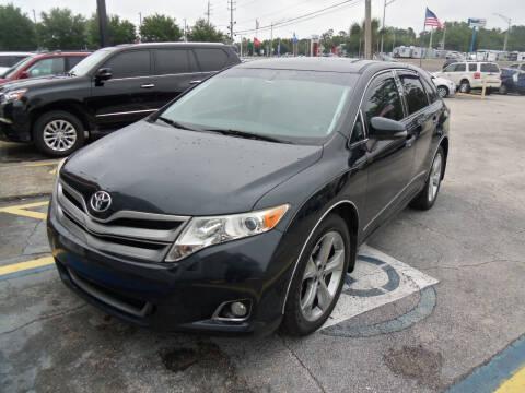 2013 Toyota Venza for sale at ORANGE PARK AUTO in Jacksonville FL