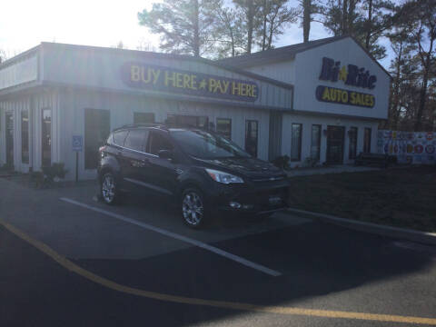 2013 Ford Escape for sale at Bi Rite Auto Sales in Seaford DE