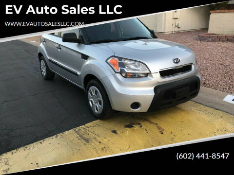 2011 Kia Soul for sale at EV Auto Sales LLC in Sun City AZ