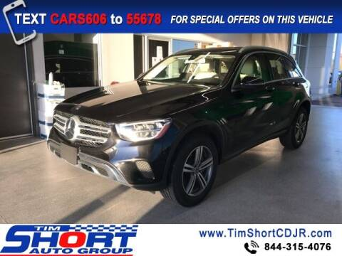 2020 Mercedes-Benz GLC for sale at Tim Short Chrysler in Morehead KY