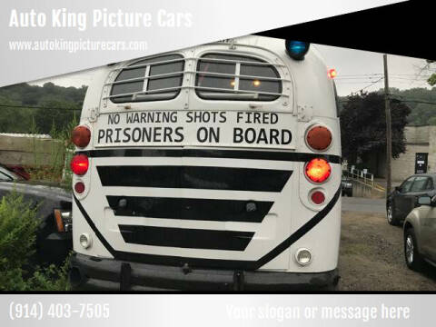 1975 Crown Prison Bus Prison bus for sale at Auto King Picture Cars - Rental in Westchester County NY