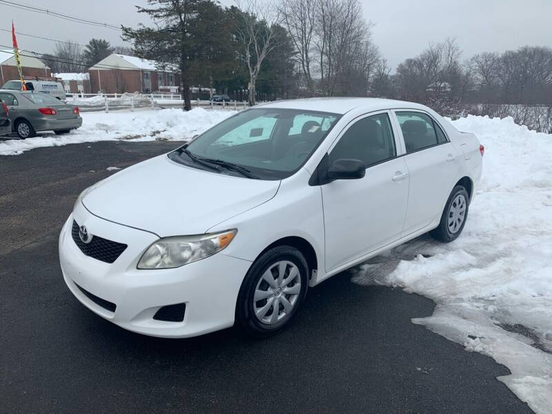 2009 Toyota Corolla for sale at Lux Car Sales in South Easton MA