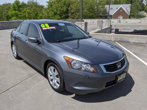 2008 Honda Accord for sale at QC Motors in Fayetteville AR