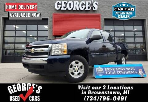 2009 Chevrolet Silverado 1500 for sale at George's Used Cars - Pennsylvania & Allen in Brownstown MI