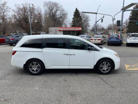 2011 Honda Odyssey for sale at Auto Outlet in Billings MT