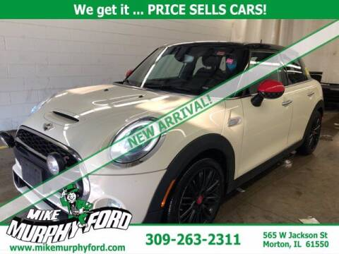 2015 MINI Hardtop 4 Door for sale at Mike Murphy Ford in Morton IL