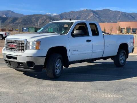 2013 GMC Sierra 2500HD for sale at Lakeside Auto Brokers Inc. in Colorado Springs CO