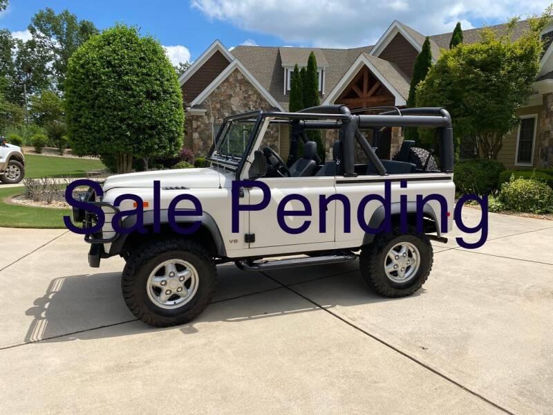 1994 Land Rover Defender for sale at Motor Co in Atlanta GA