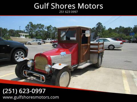 1931 Dodge Pickup for sale at Gulf Shores Motors in Gulf Shores AL