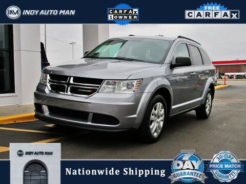 2018 Dodge Journey for sale at INDY AUTO MAN in Indianapolis IN
