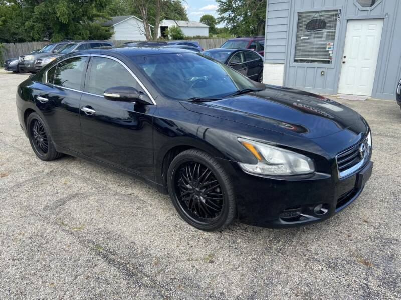 2013 Nissan Maxima for sale at Stiener Automotive Group in Galloway OH