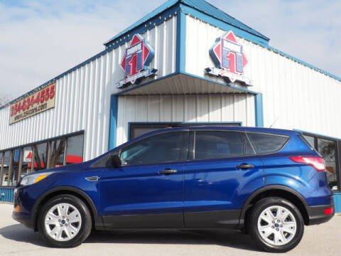 2014 Ford Escape for sale at DRIVE 1 OF KILLEEN in Killeen TX
