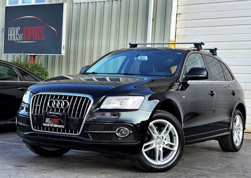 2014 Audi Q5 for sale at Haus of Imports in Lemont IL