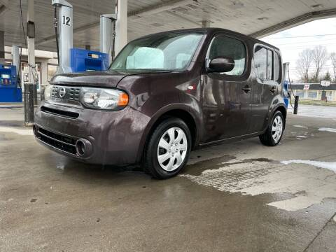2009 Nissan cube for sale at JE Auto Sales LLC in Indianapolis IN