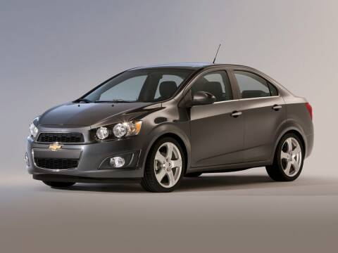 2013 Chevrolet Sonic for sale at Sundance Chevrolet in Grand Ledge MI