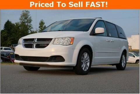 2014 Dodge Grand Caravan for sale at WHITE MOTORS INC in Roanoke Rapids NC