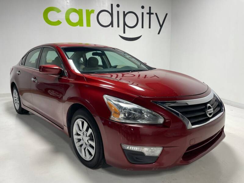 2013 Nissan Altima for sale at Cardipity in Dallas TX