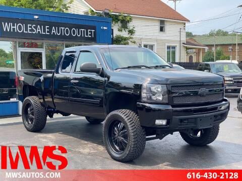 2011 Chevrolet Silverado 1500 for sale at MWS Wholesale  Auto Outlet in Grand Rapids MI