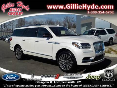 2019 Lincoln Navigator L for sale at Gillie Hyde Auto Group in Glasgow KY