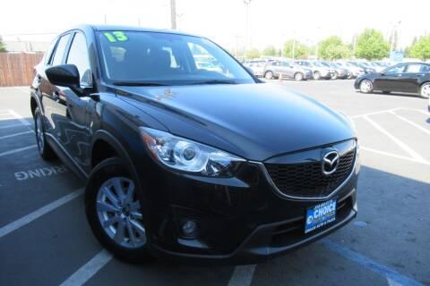 2013 Mazda CX-5 for sale at Choice Auto & Truck in Sacramento CA