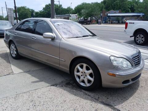2005 Mercedes-Benz S-Class for sale at AUTO DEALS UNLIMITED in Philadelphia PA