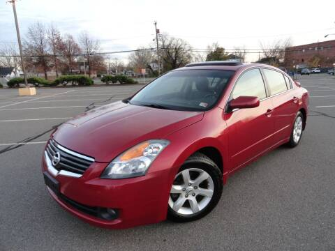 2009 Nissan Altima for sale at TJ Auto Sales LLC in Fredericksburg VA