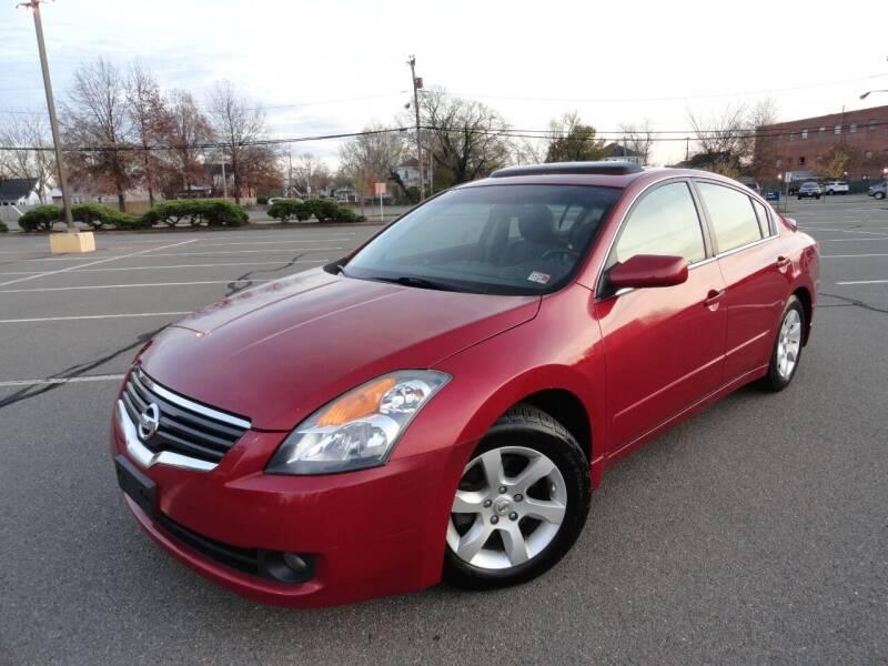 2009 Nissan Altima for sale at TJ Auto Sales LLC in Fredericksburg VA