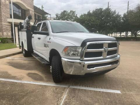 2016 RAM Ram Chassis 3500 for sale at TWIN CITY MOTORS in Houston TX