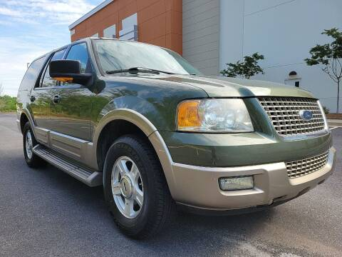2003 Ford Expedition for sale at ELAN AUTOMOTIVE GROUP in Buford GA