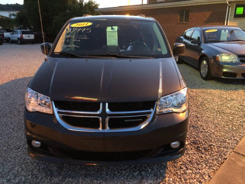 2011 Dodge Grand Caravan for sale at ADKINS PRE OWNED CARS LLC in Kenova WV