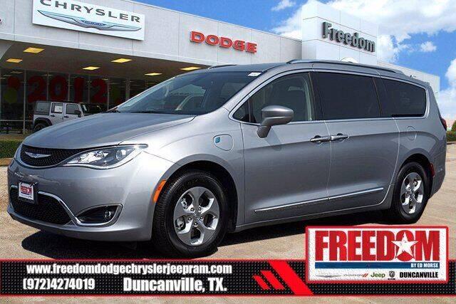 2020 Chrysler Pacifica Hybrid for sale in Duncanville, TX