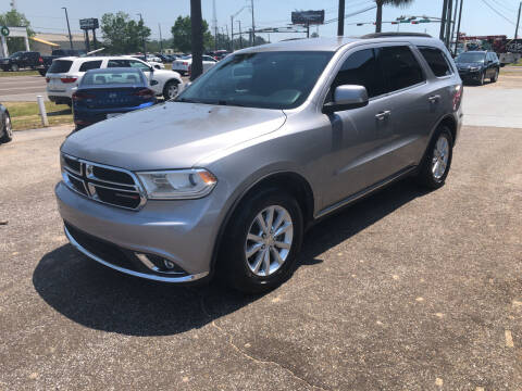 2014 Dodge Durango for sale at Advance Auto Wholesale in Pensacola FL