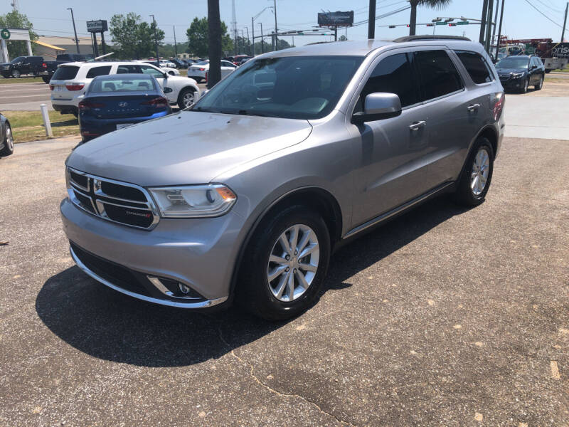 2014 Dodge Durango for sale at Advance Auto Wholesale in Pensacola FL