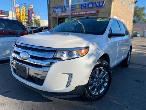 2013 Ford Edge for sale at Drive Now Autohaus in Cicero IL