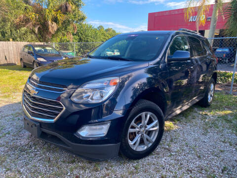 2016 Chevrolet Equinox for sale at Coastal Auto Ranch, Inc. in Port Saint Lucie FL