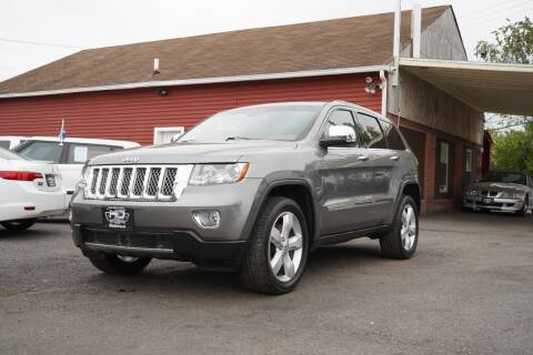 2012 Jeep Grand Cherokee for sale at HD Auto Sales Corp. in Reading PA