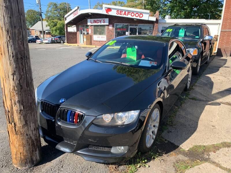 2008 BMW 3 Series for sale at Frank's Garage in Linden NJ