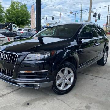 2012 Audi Q7 for sale at Michael's Imports in Tallahassee FL